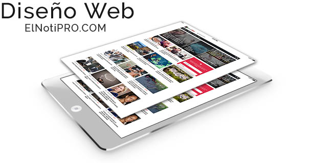 Agencia de Diseño Web - ElNotiPRO