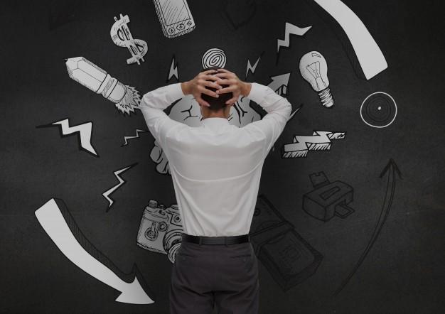 Estrés de un Emprendedor
