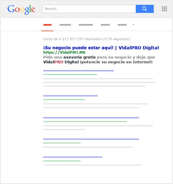 Agencia de Marketing Digital en Google Ads