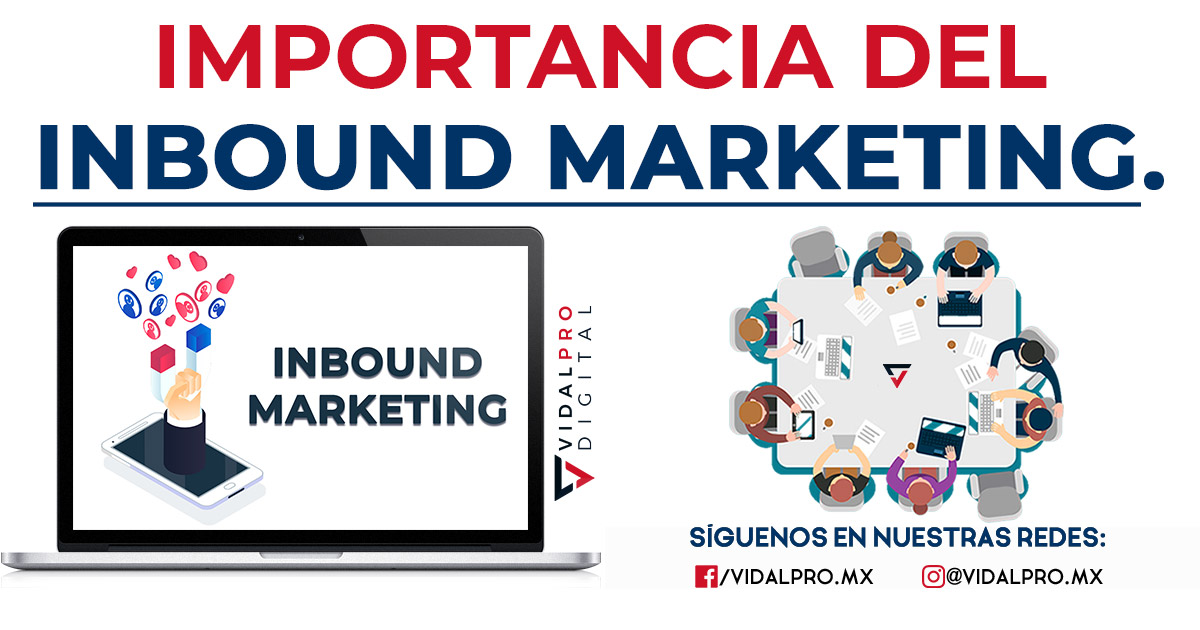 importancia del inbound marketing