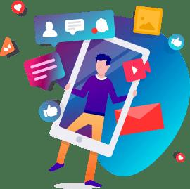 Interacción con Clientes Potenciales en las Redes Sociales